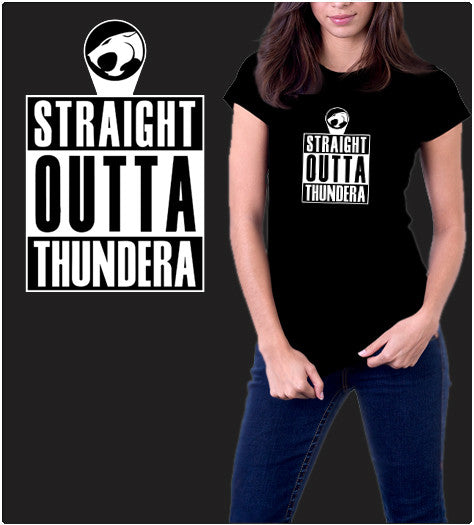 Straight Outta Thundera