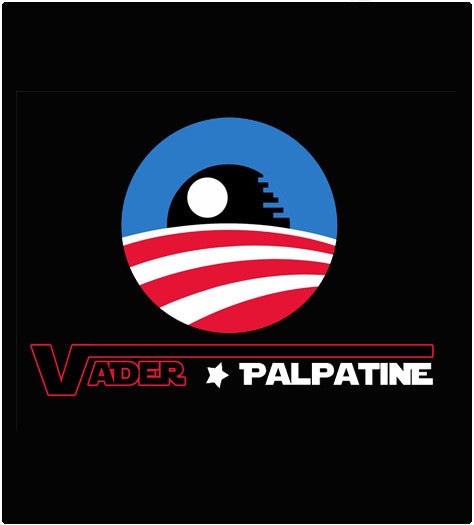 Vader-Palpatine 2016-T-Shirt-Star Wars-Shirt Battle