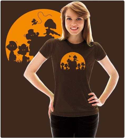 You're a Zombie Chuck Tee Shirt