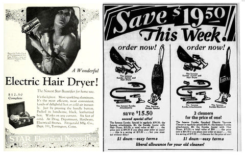 Star Electrical Necessities, The Sun (Baltimore), 1931