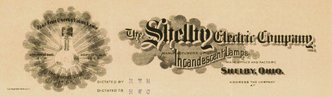 Shelby Electric ad