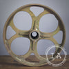 Vintage Industrial Machine Caster Wheel