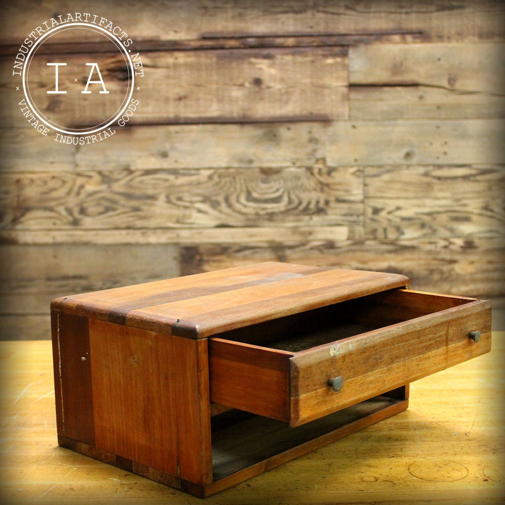 Wooden Cabinet Drawer Jewelry Box