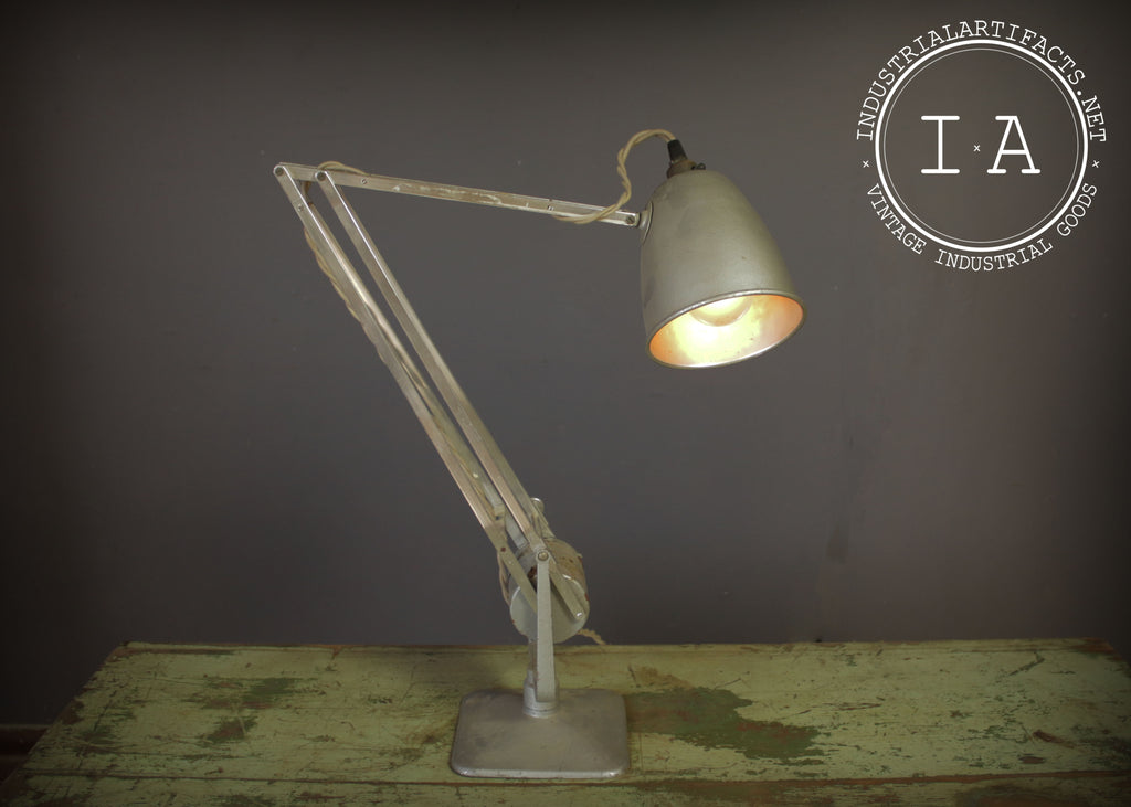 Image of: Vintage Mid Century Modern Hadrill Horstmann Drafting Articulating Des Industrial Artifacts