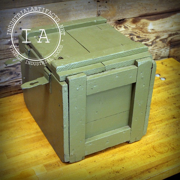 Industrial Ammo Box Storage Bin