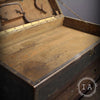 Vintage Industrial 3 Drawer Woodworkers Tool Chest Gerstner