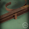 Vintage Art Deco Rustic Iron Sign Bracket