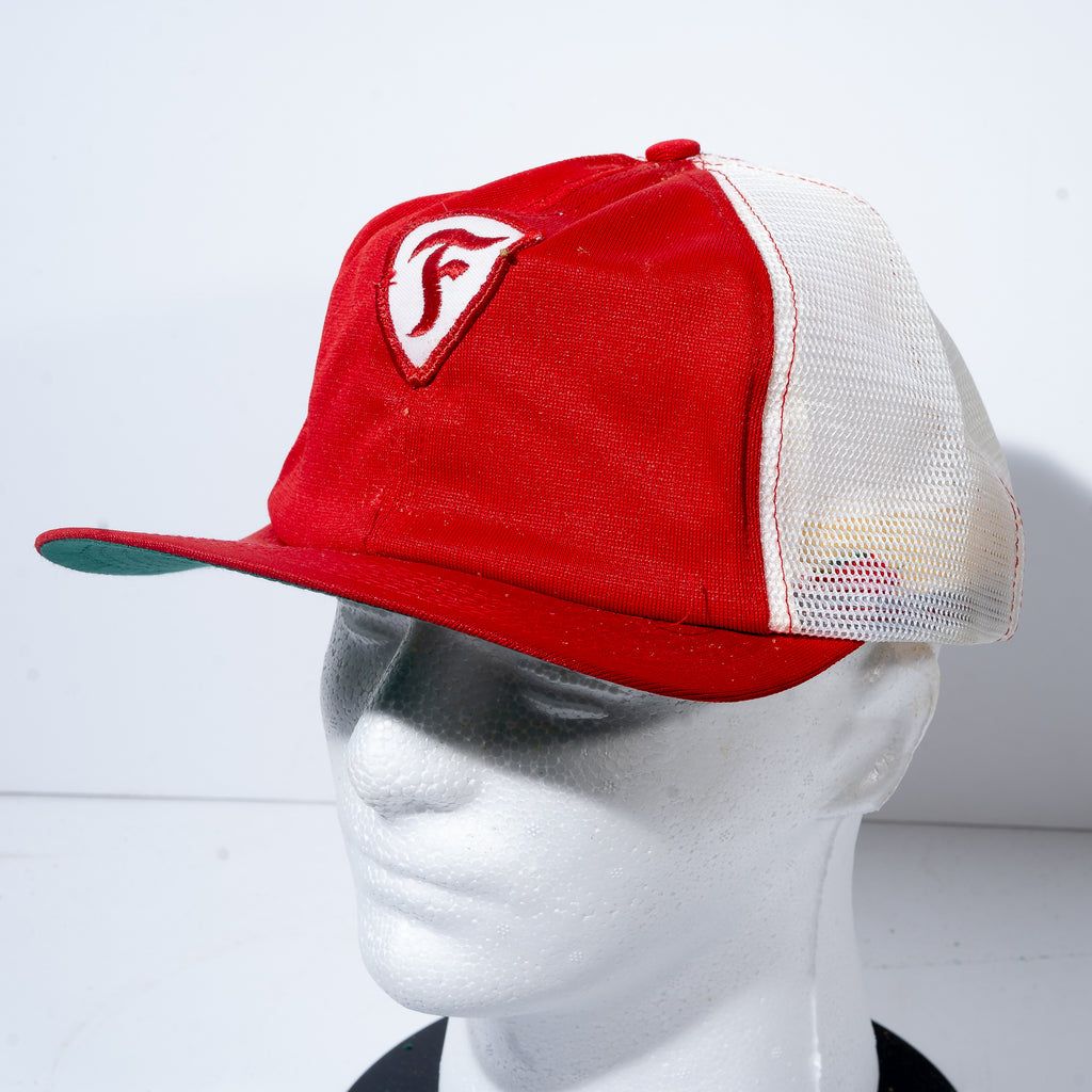 Vintage Firestore Tires Trucker Baseball Cap