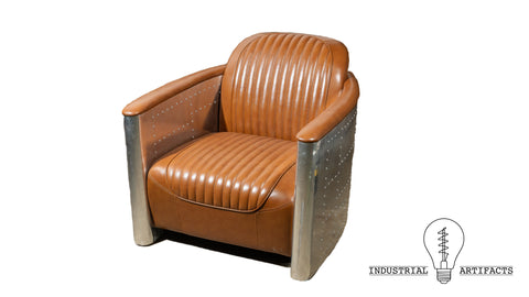Contemporary Aviator Chair