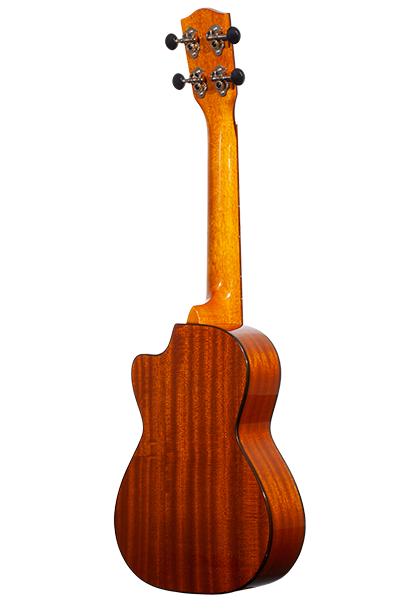 All Solid CK-60CG Solid Mahogany Concert with Cutaway