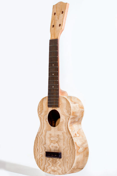 ohana willow ukulele diy kit front