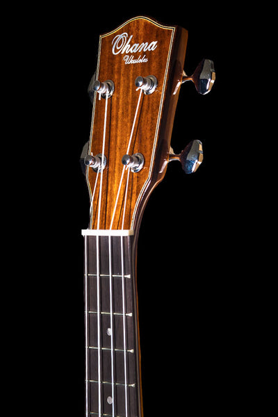 Long Scale SK-270M All-Solid Acacia Concert-Scale Neck Soprano