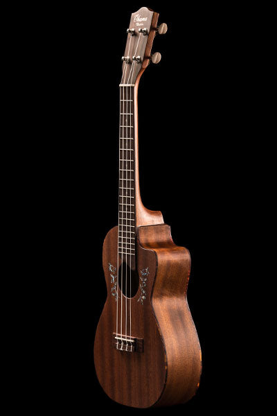 Obsolete Models CK-60C All-Solid Mahogany Concert with Tortoise-shell Binding