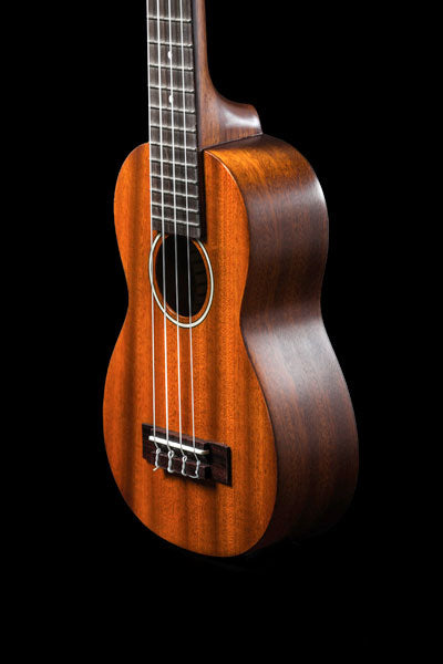 Long Scale SK-30M All-Solid Mahogany Concert-Scale Soprano