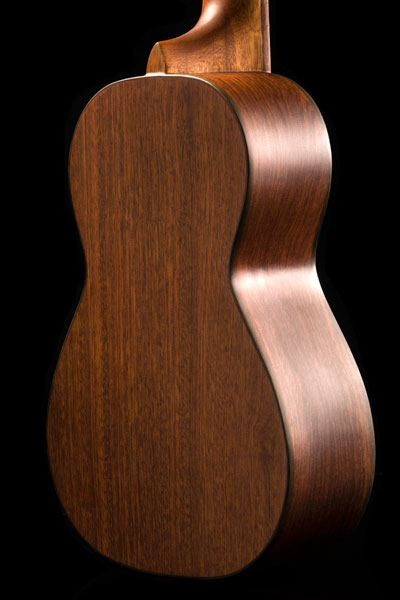 Long Scale CK-35L All-Solid Mahogany Super Concert