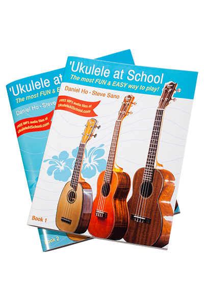 'Ukulele at School by Daniel Ho (Book 2)