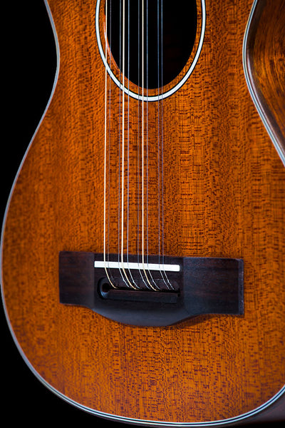 Vintage Line TK-35-10 All-Solid Mahogany 'Tiple'