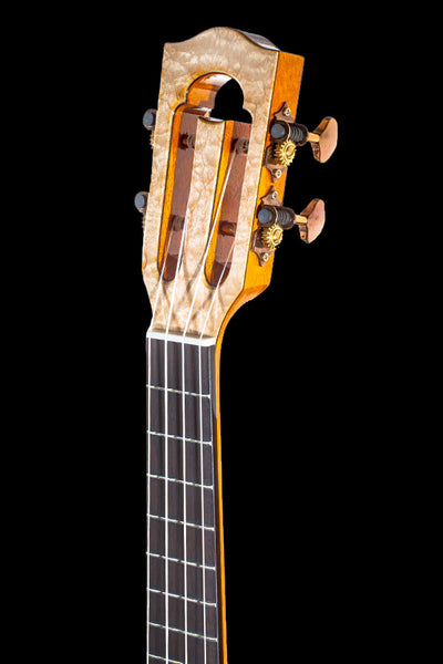 Limited Edition CK-450QEL Quilted Eucalyptus Concert Ukelele