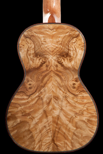 Solid Top Series CK-70SMP Solid Spruce & Spalted Maple Concert Ukulele