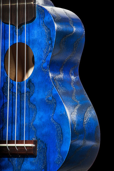 Short Scale Sopranissimo Series O'Nina Willow Sopranissimo Ukulele