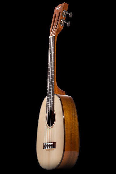 Obsolete Models PKC-250G Pineapple Shaped Solid Spruce & Solid Acacia Concert
