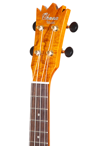 PINEAPPLES SERIES PKC-150SMO PINEAPPLE SHAPED SPALTED MANGO CONCERT