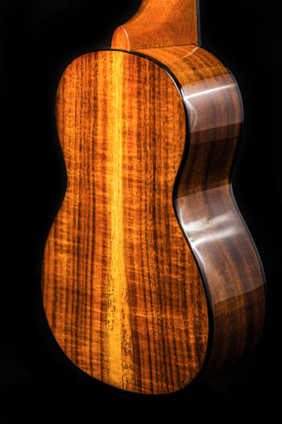Long Scale SK-250M Solid Cedar And Acacia Super Soprano