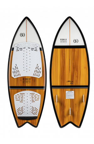 2020 Ronix Koal Classic - Fish - Maple / White / Black