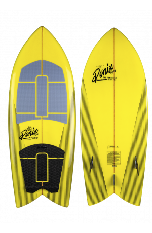 2020  Ronix Koal w/ Technora - Powerfish+ - GP Yellow - 4'5""