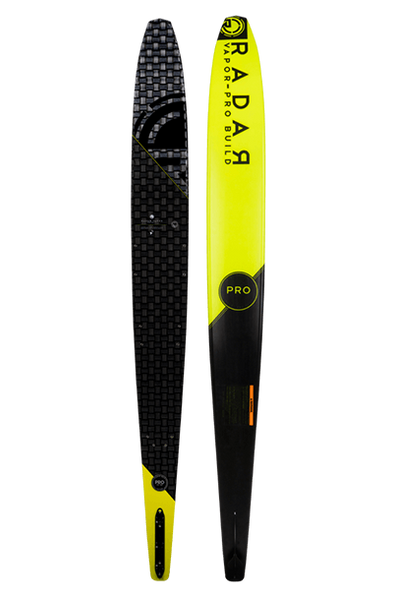 2019 Radar Pro Build Vapor - Textreme / Volt Yellow