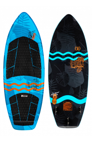 2021 Ronix Marsh 'Mellow' Thrasher - Tropical Blue