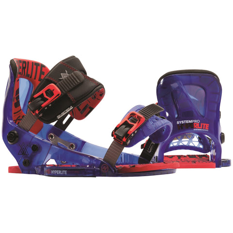 2015 Hyperlite System Pro (Blue/Red)