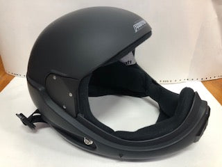Phantom X Ski Edition Jump Helmets Flat Black