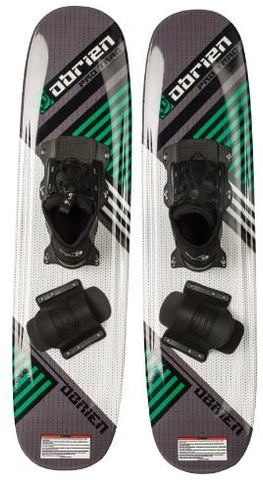 O'Brien Pro Trac Trick Skis w/ X9 Bindings