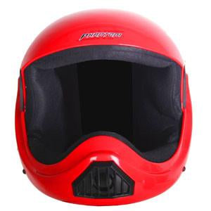 Phantom X Ski Edition Jump Helmets Red