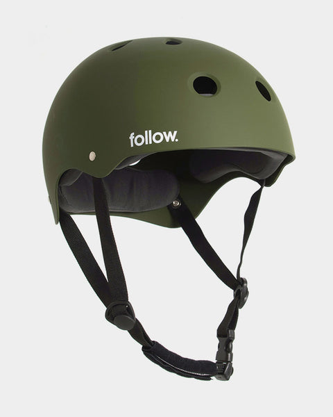 FOLLOW - SAFETY FIRST HELMET -