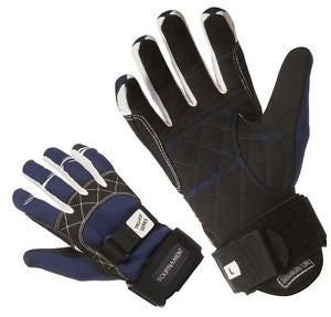 Blue SL Tournament Gloves