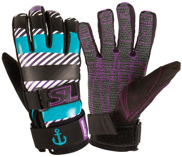 Women's Water Ski Gloves with Kevlar