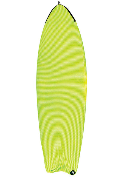Yellow Kinitted Surf SLeeve Protector