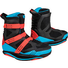 2019 Ronix Supreme Boot - Blue / Caffeinated / Black