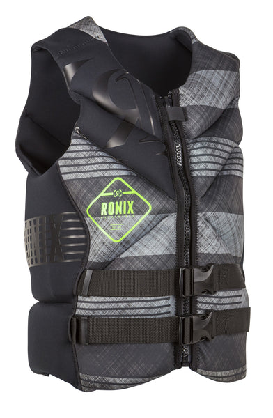 Ronix Forrester Capella - Black/Grey Plaid