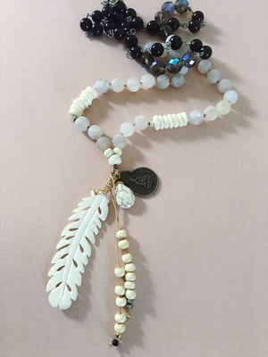 Angel's Feather Necklace