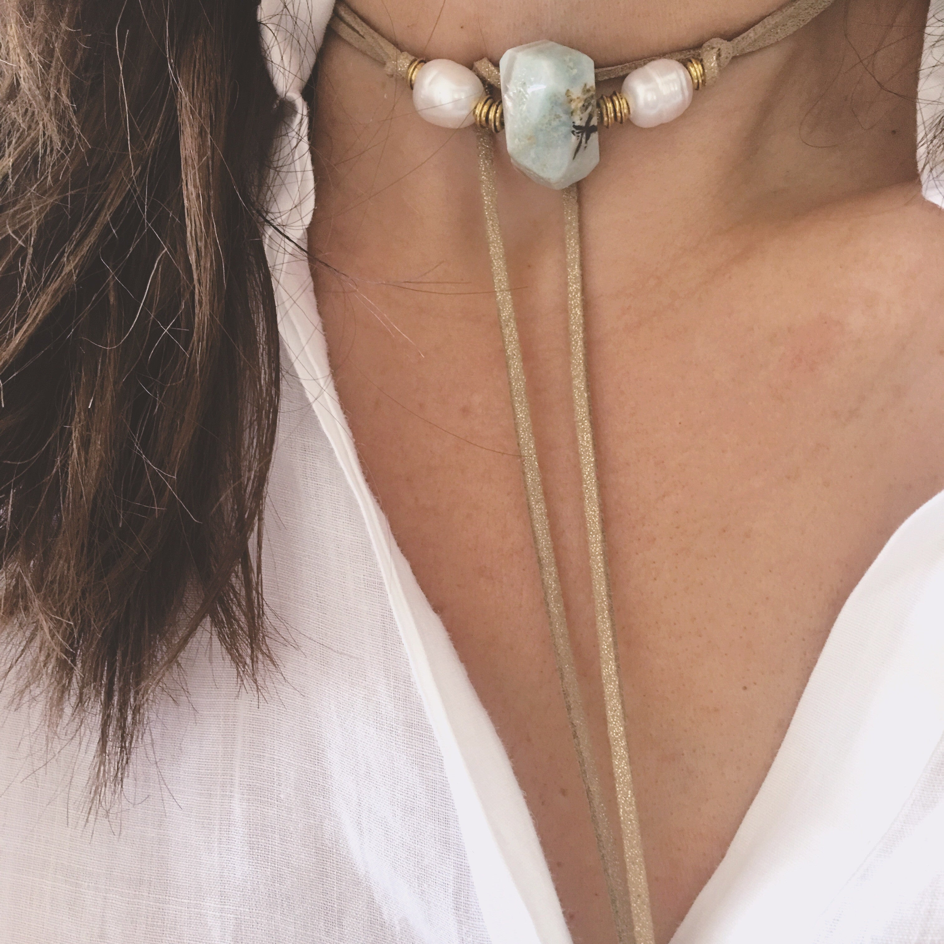 The Shannon Wrap/necklace