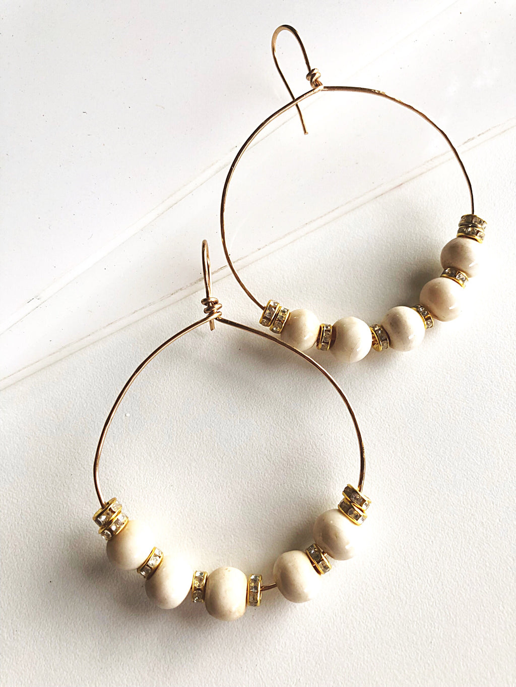 Desert  night  - Aura earrings
