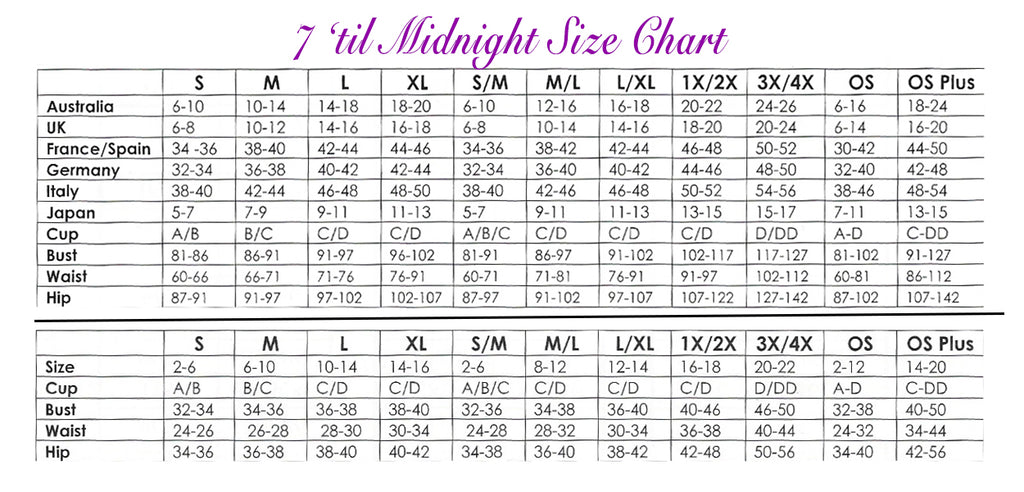 bc10d9fd0d6 MOST OF OUR BRANDS HAVE A SIZING CHART AVAILABLE. IF YOU ARE QUESTIONING  WHICH SIZE TO PURCHASE, PLEASE LOOK FOR THE BRAND LISTED BELOW.