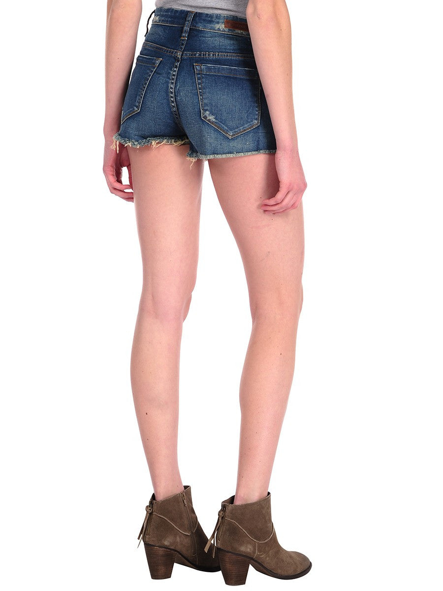BLANK NYC - FRESH TO DEATH HI-WAIST DENIM SHORTS - FETISH