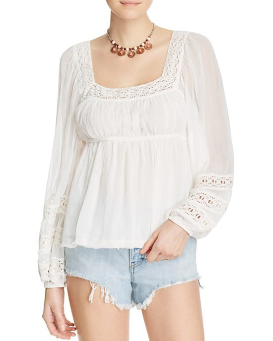 FREE PEOPLE - MOONCHASER TOP (AVAILABLE IN 3 COLORS) - FETISH