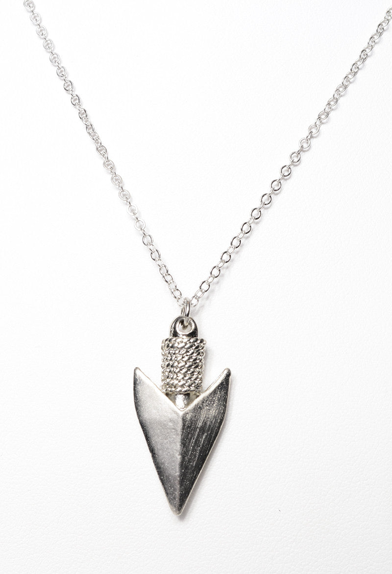 MARLYN SCHIFF - ARROWHEAD NECKLACE (2 COLORS AVAILABLE) - FETISH