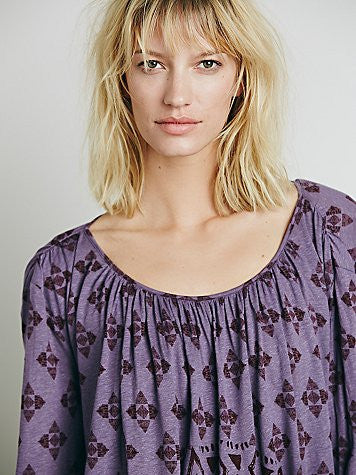 FREE PEOPLE - DAZED SWING TOP (AVAILABLE IN 2 COLORS) - FETISH
