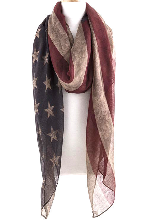 FETISH - FOURTH OF JULY SCARF - FETISH